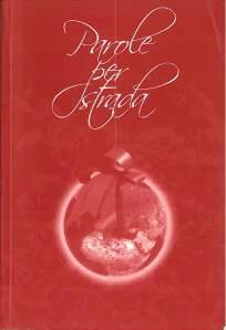 Copertina dell'antologia Parole per Strada 2010
